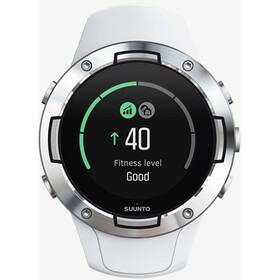 Suunto 5 Zegarek sportowy GPS, white
